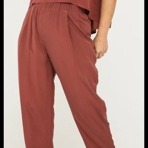 ISO Elizabeth Suzann Andy Silk pants (s-R)